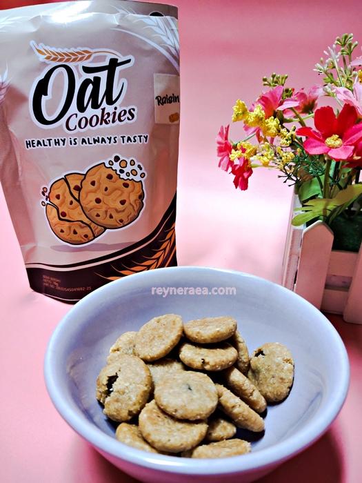oat cookies Goodman Kitchen