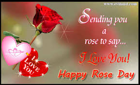 rose day 2016 messages