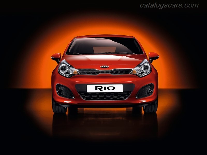 صور سيارة كيا ريو 3 باب 2014 - اجمل خلفيات صور عربية كيا ريو 3 باب 2014 - Kia Rio 3-door Photos Kia-Rio-3-door-2012-13.jpg