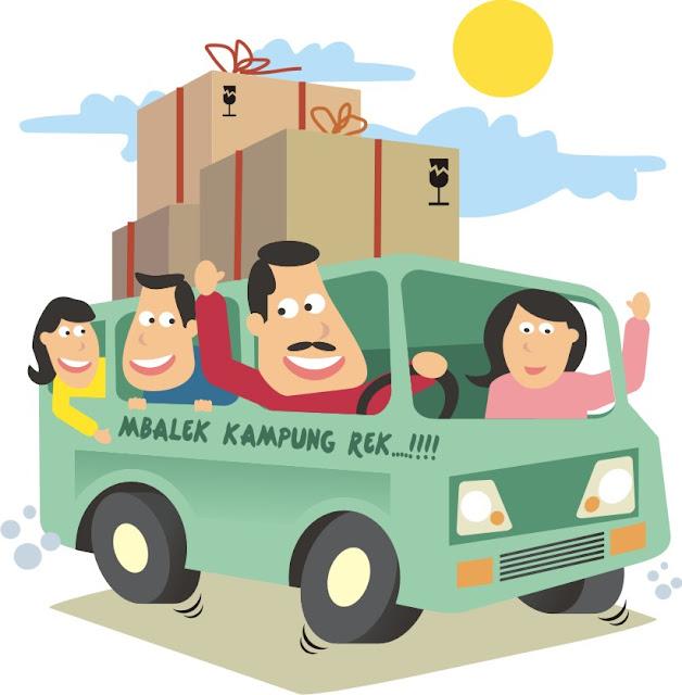 Tips Mudik Lebaran Menggunakan Kendaraan Pribadi