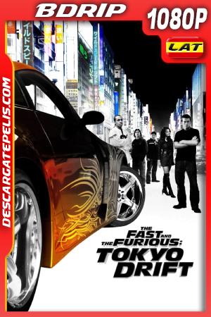 Rápido y Furioso: Reto Tokio (2006) 1080P BDRIP Latino – Ingles