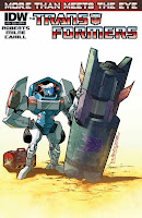 The Transformers More than Meets the Eye #12 Cover