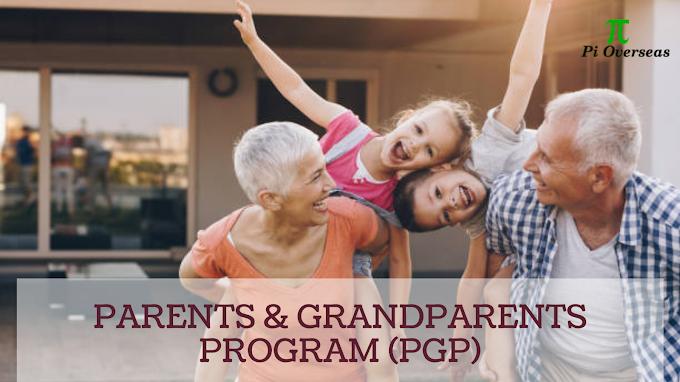Canada Parents and Grandparents Program Details 2021