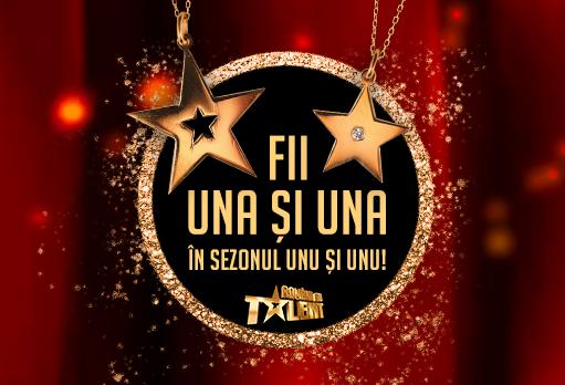 Concurs Romanii au talent - Castiga 11 seturi de coliere din aur - concursuri - online - 2021