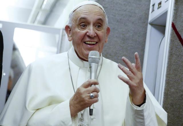 """Francisco: """"Todos los muros caen, hoy, mañana, o dentro de cien años"""" 0928_papa_roma_g1.jpg_1853027552"""