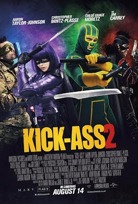 Download Kick-Ass 2 BDRip Dublado