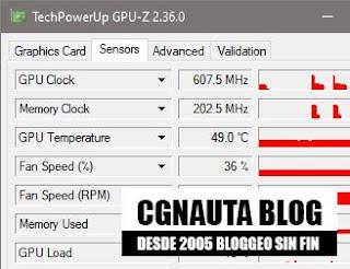 Reducir la temperatura de las tarjetas Nvida por Software