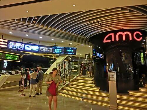 AMC PACIFIC PLACE