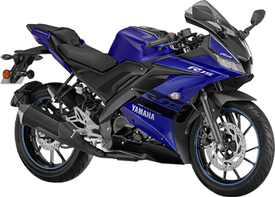 best bikes in India 150cc, Yamaha r15 v3