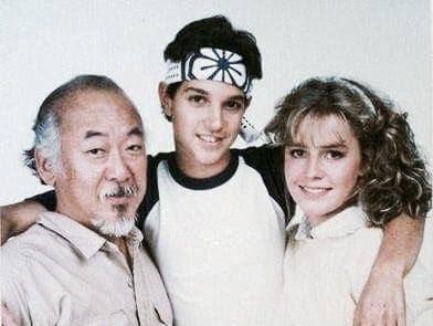 Elisabeth Shue en 'The Karate Kid'