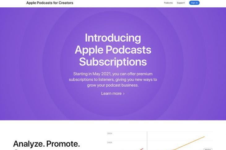 Apple Reveals Apple Podcasters Program