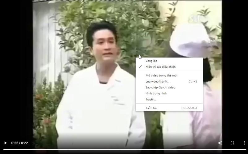 Hướng dẫn cách tải video tại bình luận facebook