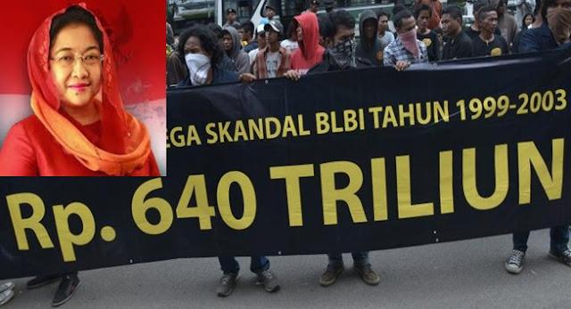 GEMPAR!! KPK Sebut Megawati Berpotensi Jadi Tersangka Kasus BLBI