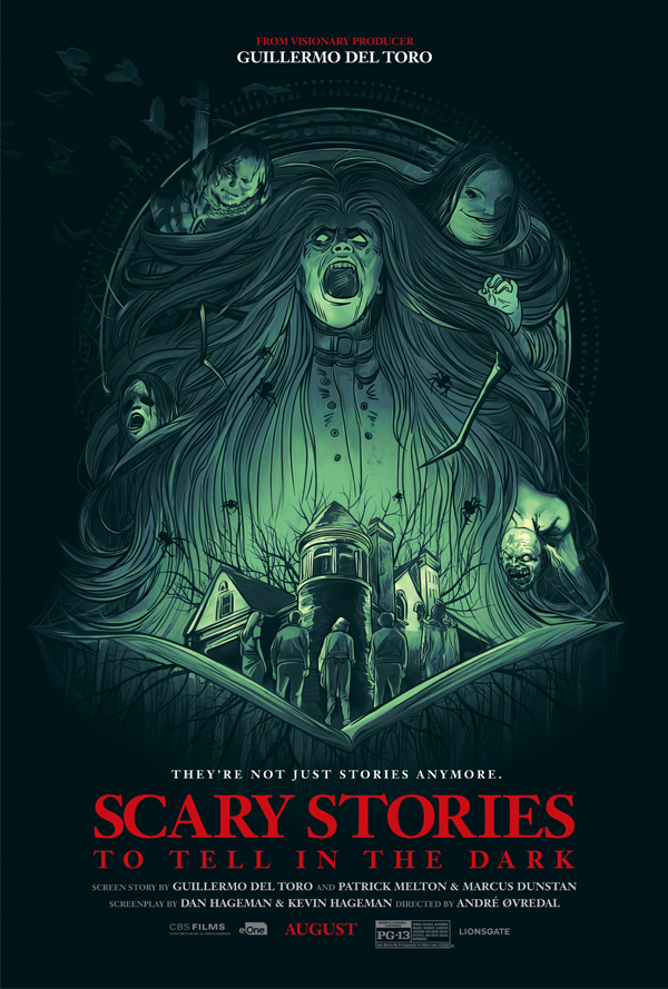 Scary Stories to Tell in the Dark 2019 Movie Download & Watch Online