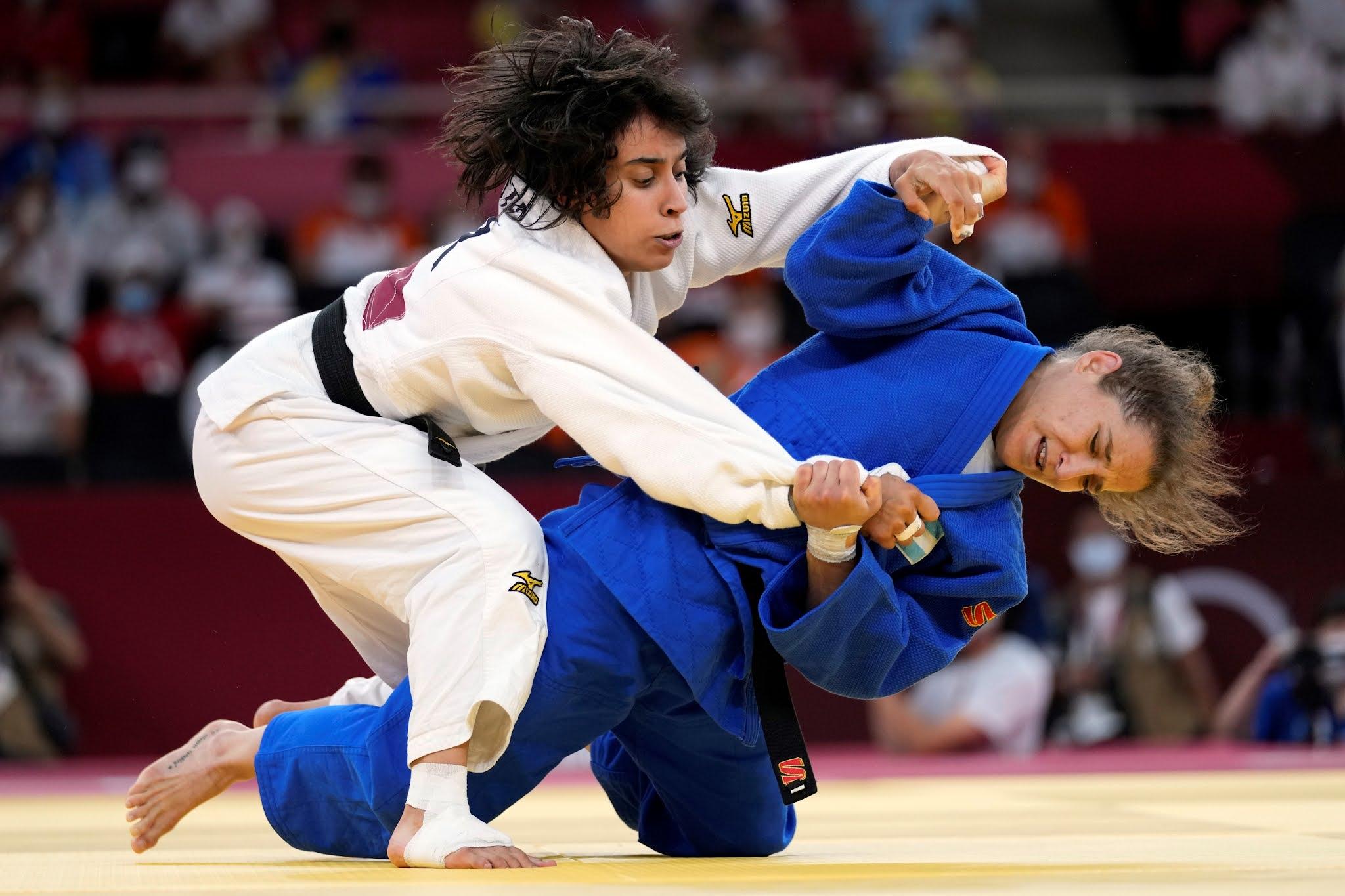 Tokio 2020: Paula Pareto cayó en el repechaje y le puso fin a su impresionante carrera