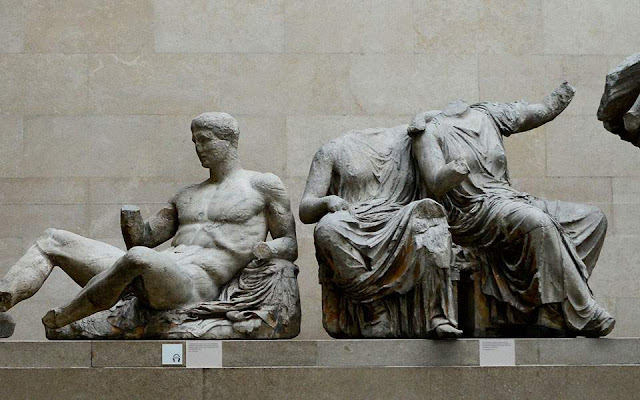 US Congress members call on UK to return Parthenon sculptures to Greece