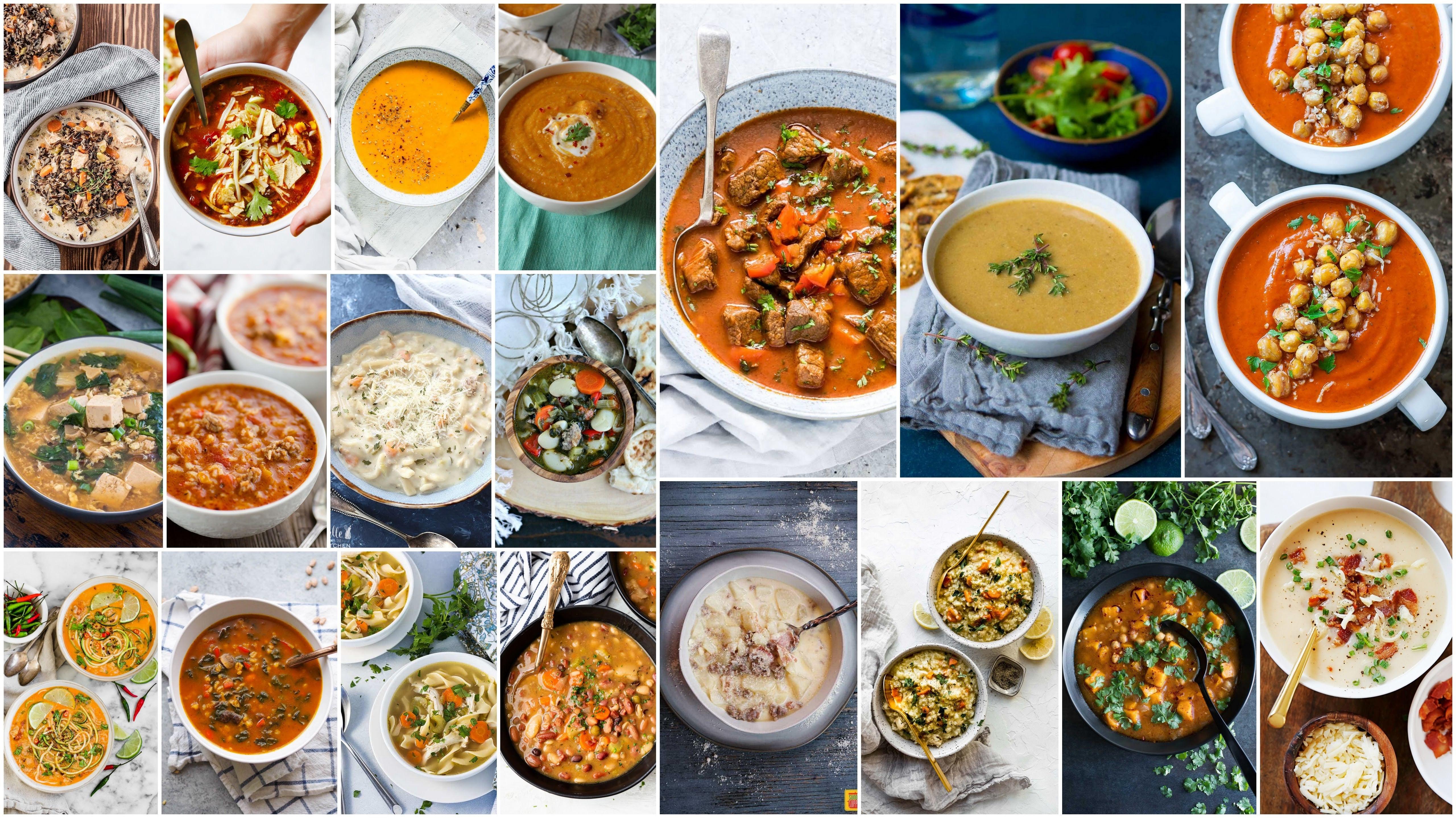25 Instant Pot Soup Recipes | Taste As You Go