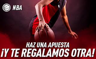 sportium apuesta NBA y una regalo hasta 17 noviembre 2019