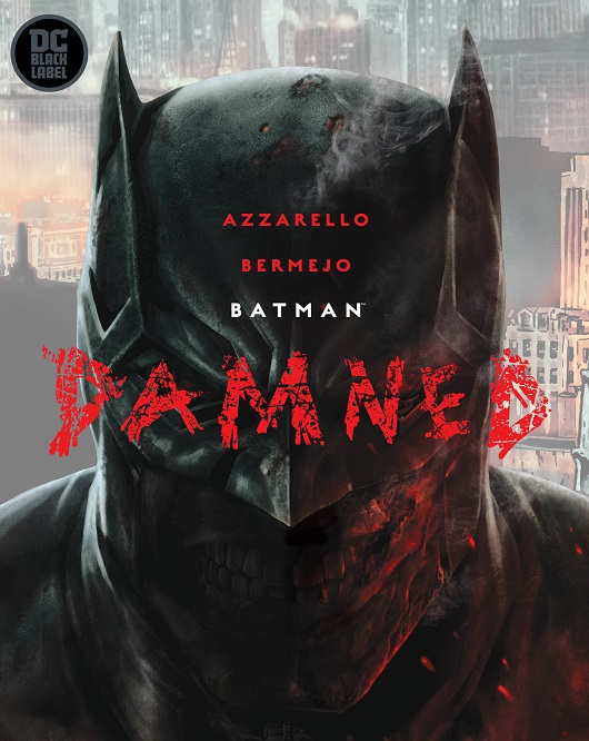 Cover of Batman: Damned Tp
