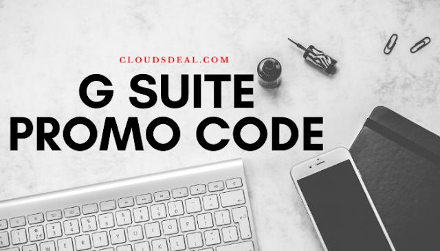 GSuite Promo Code