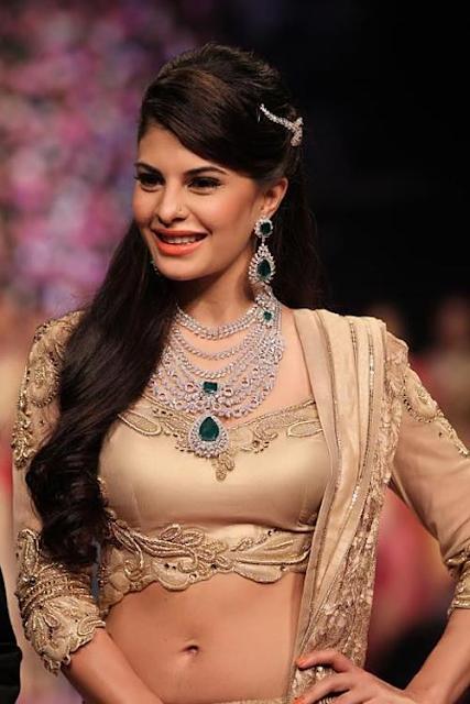 Jacqueline Fernandez Indian Bridal Jewellery