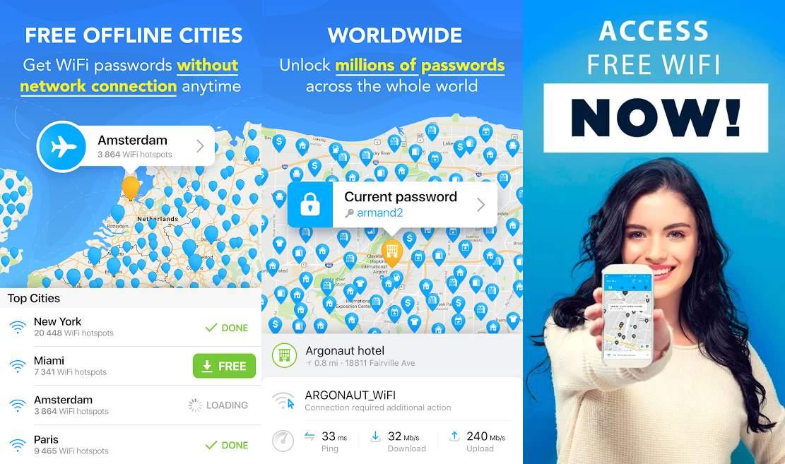 Aplikasi Untuk Mendapatkan WiFi Gratis (play.google.com)