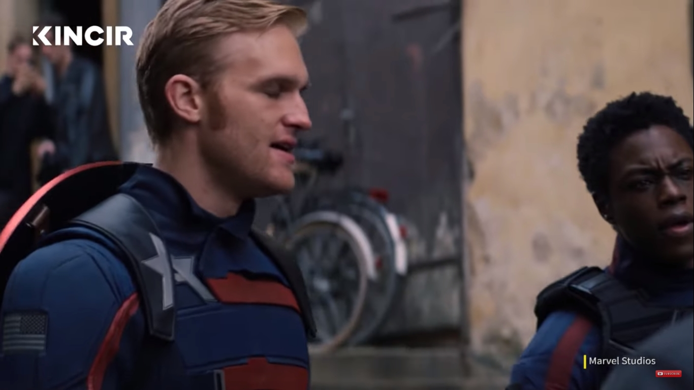 Why Falcon And The Winter Soldier's John Walker Ending Twist Is Such A Big Deal