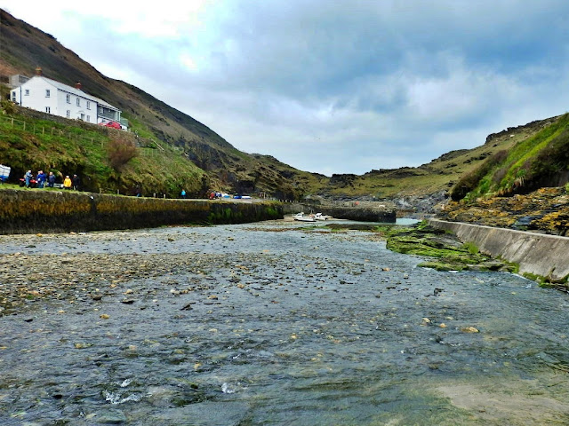 River at Boscastle, Cornwall