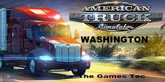 American Truck Simulator Washington PC Game Download