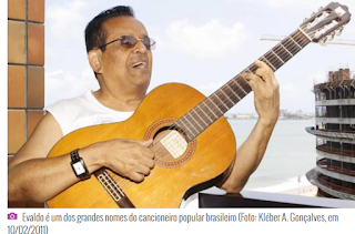 Cantor e compositor cearense Evaldo Gouveia morre aos 91 anos em Fortaleza