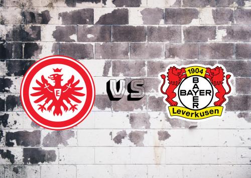 Eintracht Frankfurt vs Bayer Leverkusen  Resumen