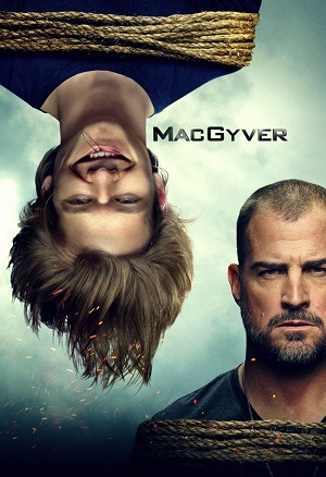 MacGyver - 3ª Temporada Séries Torrent Download capa