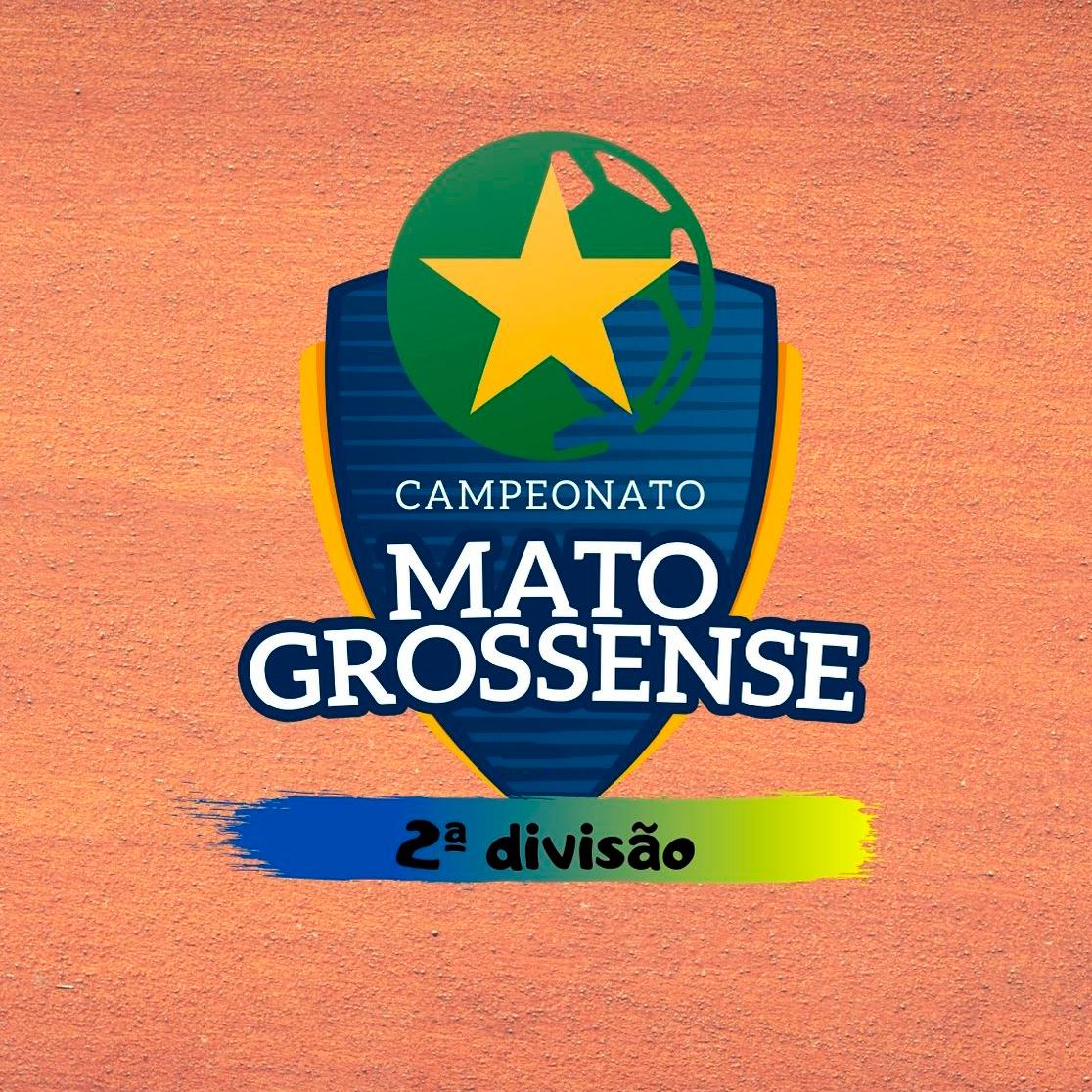 Logo marca do Campeonato Mato-grossense