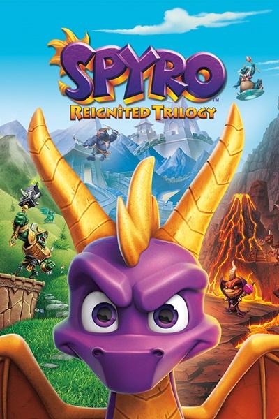 โหลดเกมส์ Spyro Reignited Trilogy