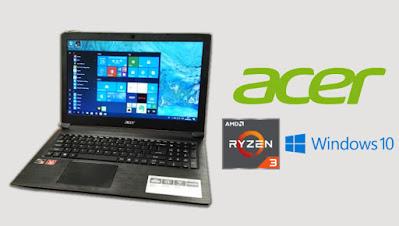 Spesifikasi Laptop  Acer Aspire 3 A315-42-R0XU