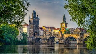ponte Carlo-Praga-Moldova