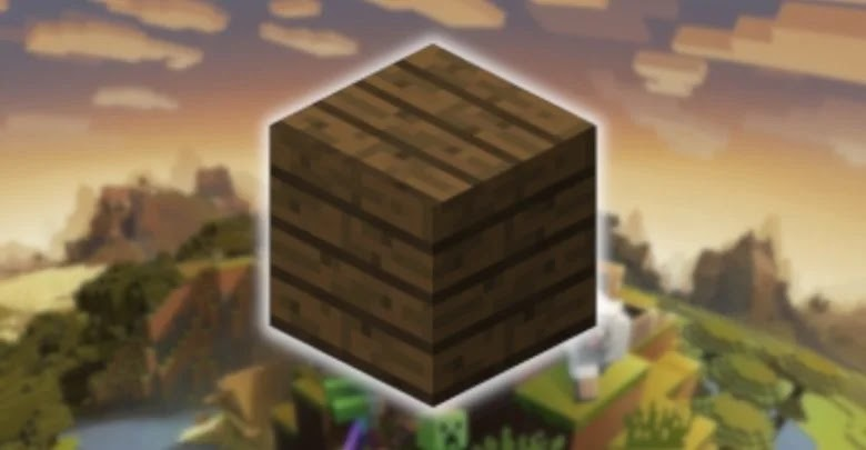 Minecraft: Wood - How to find it, what types are there and what to make with it