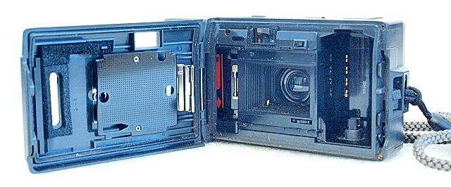 Olympus AF-1, Film box