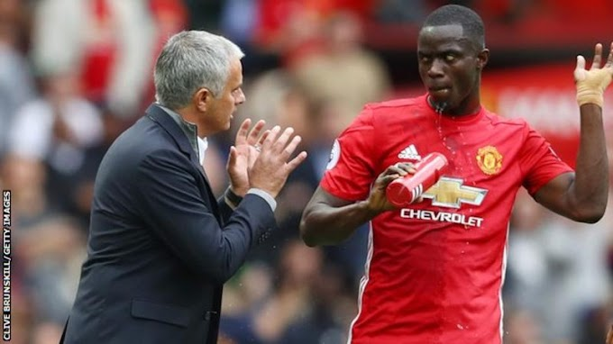 Mourinho frustrated with Ivory Coast over Bailly departure