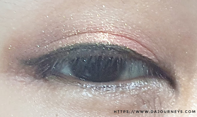 Review Romand Perfect Styling Eye Palette Glam Day