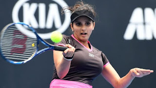 Hottest Indian tennis player Sania Mirza