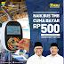 HUT ke-208 Kota Bandung, Naik Bus TMB Cuma Bayar Rp500