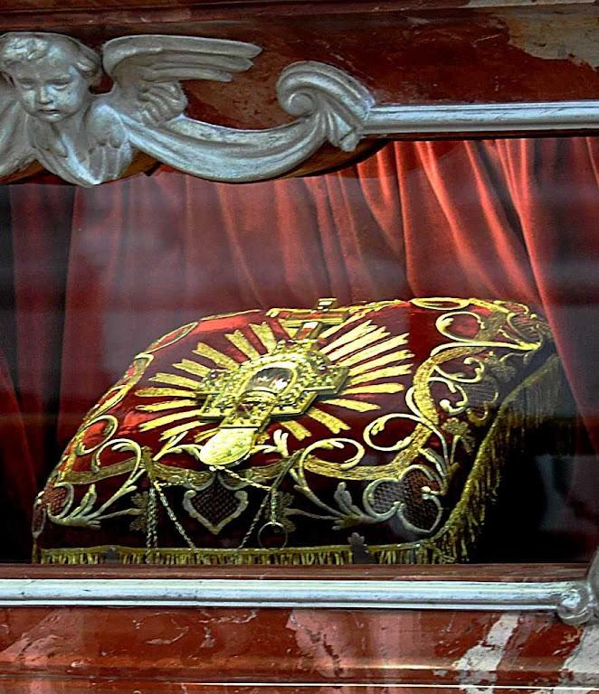 Relíquia do sangue de Nosso Senhor, Weingarten, Alemanha