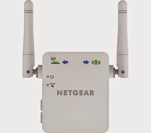 Review Netgear N300 Wifi Range Extender The Test Pit