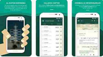 Aplikasi Al-Qur'an Offline - Al-Qur'an Indonesia