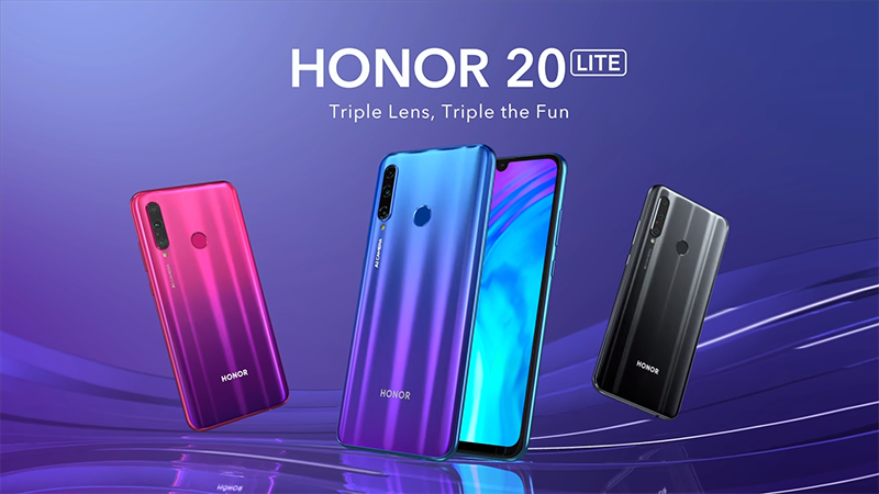 HONOR 20 Lite to go official in PH soon!