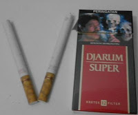 Rokok Djarum Super