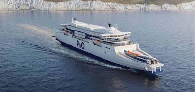 Ferry-hibrido-da -P&O