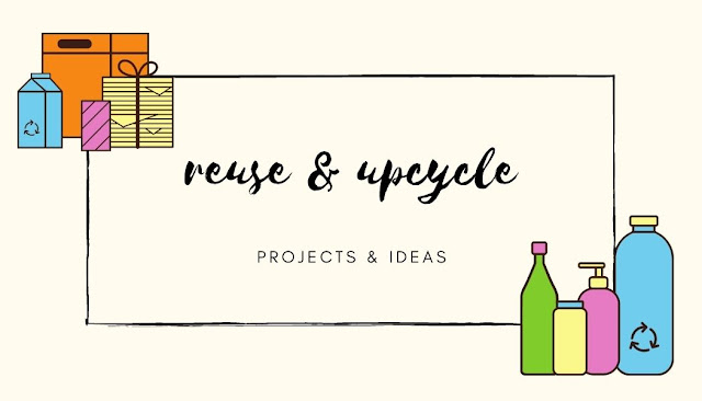 reuse & upcycle projects and ideas