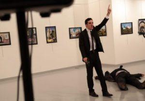 Gunman Who Killed Russian Ambassador to Turkey